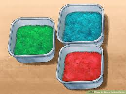 3 ways to make edible glitter wikihow