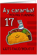 17th birthday cards from greeting card universe