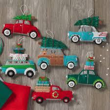 bucilla seasonal felt ornament kits shopping spree