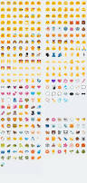 island emoji huge pictures here is every single emoji in android as of the new