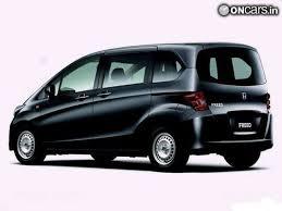 honda car 7 seater honda developing 7 seater mpv for india codenamed 2nh find