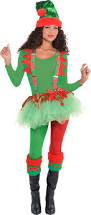 party city halloween costumes womens women u0027s elf christmas costume accessories party city