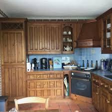 customiser cuisine rustique relooker cuisine rustique avant après cuisine relookée avant