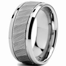 inspirational rings tungsten wedding ring inspirational rings mens tungsten diamond