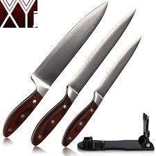 Best Selling Kitchen Knives Xyj Damascus Knives Damascus Steel 8 Chef 8 Slicing 5 Utility