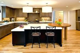 Designing A Kitchen Island With Seating Ideas For Kitchen Islands With Seating Image Of Small Kitchen
