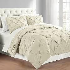 Personalized Comforter Set Pintuck Comforter Set Bed Bath U0026 Beyond