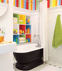 bright bathroom ideas bathrooms playful and safe bathroom design ideas bathroom