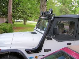 jeep yj snorkel arb safari snorkel on yj good investment page 4 jeepforum com