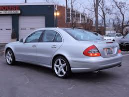 used 2009 mercedes benz e550 sport 5 5l at auto house usa saugus