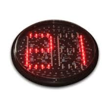 led traffic signal lights china 300mm red green led traffic signal light countdown timer