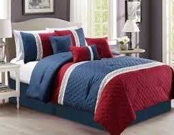 comforter at beddingstylecom sets red and blue comforter s u