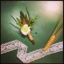 Wedding Flowers Orlando Rustic Country Boutonnieres With Dried Hops Design By Cloud 9