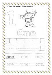 english worksheets the numbers worksheets page 197