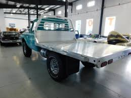 Utility Bed For Sale 1965 Ford F250 Reg Cab 4x4 Flat Bed For Sale At Bend Park And Sell