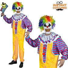 killer clown costume online shop 2018 deluxe killer clown costumes mask adults