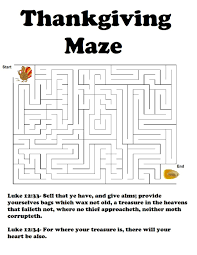 maze clipart thanksgiving pencil and in color maze clipart