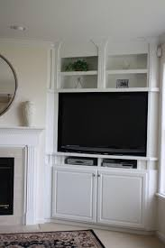 Media Room Built In Cabinets - best 25 corner media cabinet ideas on pinterest corner