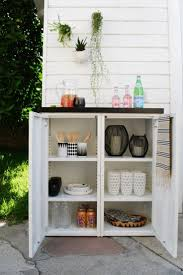 Small Kitchen Buffet Cabinet by Sideboards Astounding Outdoor Buffet Table With Cabinets Outdoor