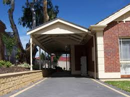 carports aluminum patio covers pre built carports slant roof