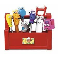 amazon fisher price handy manny u0027s talkin u0027 tool box toys u0026 games