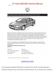 2001 volvo repair manual images reverse search