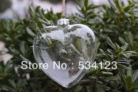 wholesale shape ornaments glass