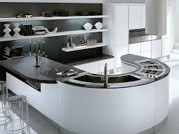 modern kitchen island kitchen elegant curve white modern kitchen island inspiration with