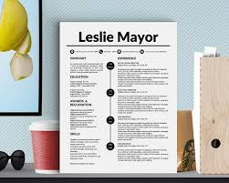 Great Resume Design Featured Resume Templates