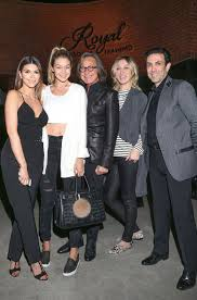 shiva safai mohamed hadid gigi and bella hadid s stepmum shiva safai on her relationship with