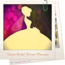 bridal shower cards bridal shower wishes what to write in a bridal shower card