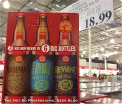 the not so professional beer blog costco craft beer new multi