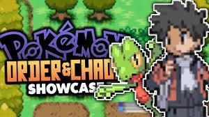 pokemon fan games online charming fan game pokémon order chaos pokemon fan game