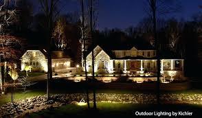 Kichler Outdoor Led Landscape Lighting Kichler Landscape Lighting Outdoor Lighting Trends Kichler Led