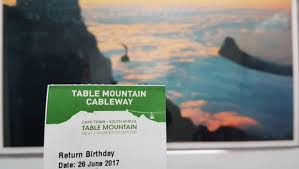 Directions To Table Mountain Casino Birthday Special U2013 Table Mountain Aerial Cableway Official Website
