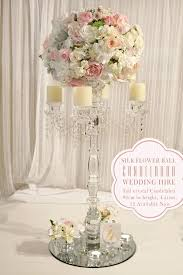Silk Flower Wedding Centerpieces by Wedding Centrepiece Hire Archives Wedding Decorations By Naz