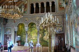 Neuschwanstein Castle Germany Interior King Ludwig U0027s Castle Neuschwanstein Bavaria