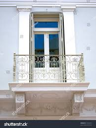 neoclassical house balcony stock photo 77336377 shutterstock