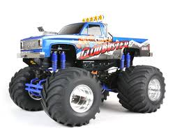 grave digger monster truck fabric super clod buster 4wd monster truck kit by tamiya tam58518