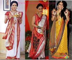 How To Draping An Elegant Affair Different Draping Styles U0026 Types Of A Saree
