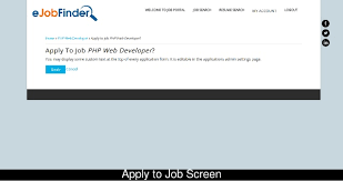 Resume Search Online by Php Project On Online Job Portal