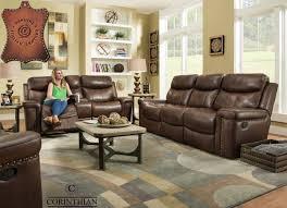 Italian Leather Recliner Sofa Italian Leather Softie Driftwood Reclining Sofa And Loveseat My