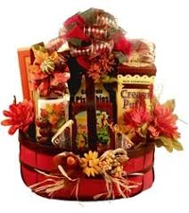 fall gift basket ideas gifts baskets for fall and thanksgiving