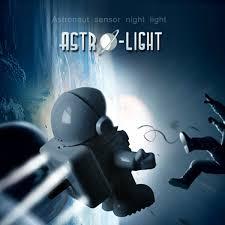 night light sound astronaut sensor night light sound and light control l rons