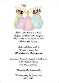 bridesmaid brunch invitation wording wedding shower invitations wording ilcasarosf