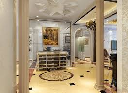 neoclassical style neoclassical style interior porch neoclassical decoration