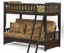 buy futon bunk beds of solid wood and metal c styles from