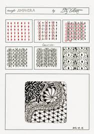 zentangle design 30 easy zentangle patterns to give you great ideas for your own