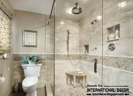 Bathroom Shower Windows Shower Tile Patterns White Stained Wooden Frame Ventilation Glass