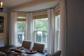 kitchen bay window treatments kitchen bay window treatment ideas